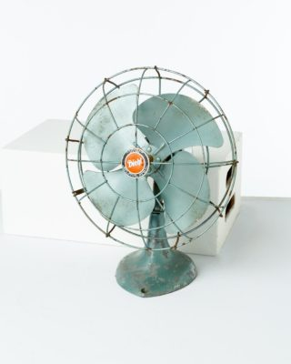 Front view of Diehl Table Fan