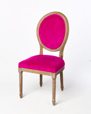 Front view of Catalina Chair