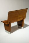 Alternate view thumbnail 3 of Cross Wooden Bench