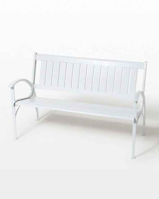 Front view of Madeline Bench