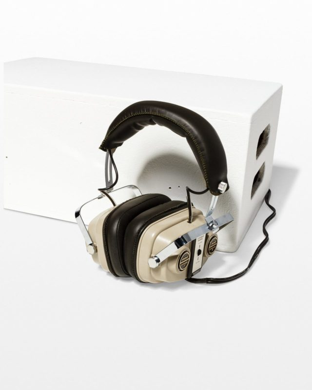 Front view of Powers Headphones