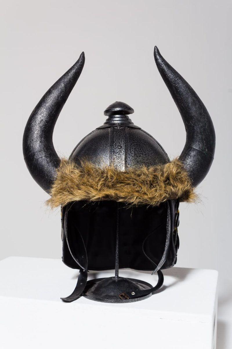 Alternate view 2 of Gunnar Viking Helmet with Stand