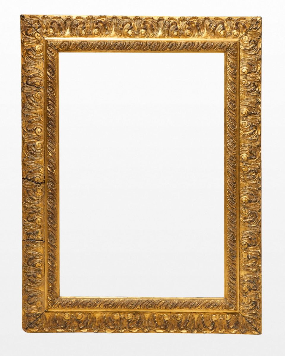 "Front view of 34"" x 47"" Ringling Frame"