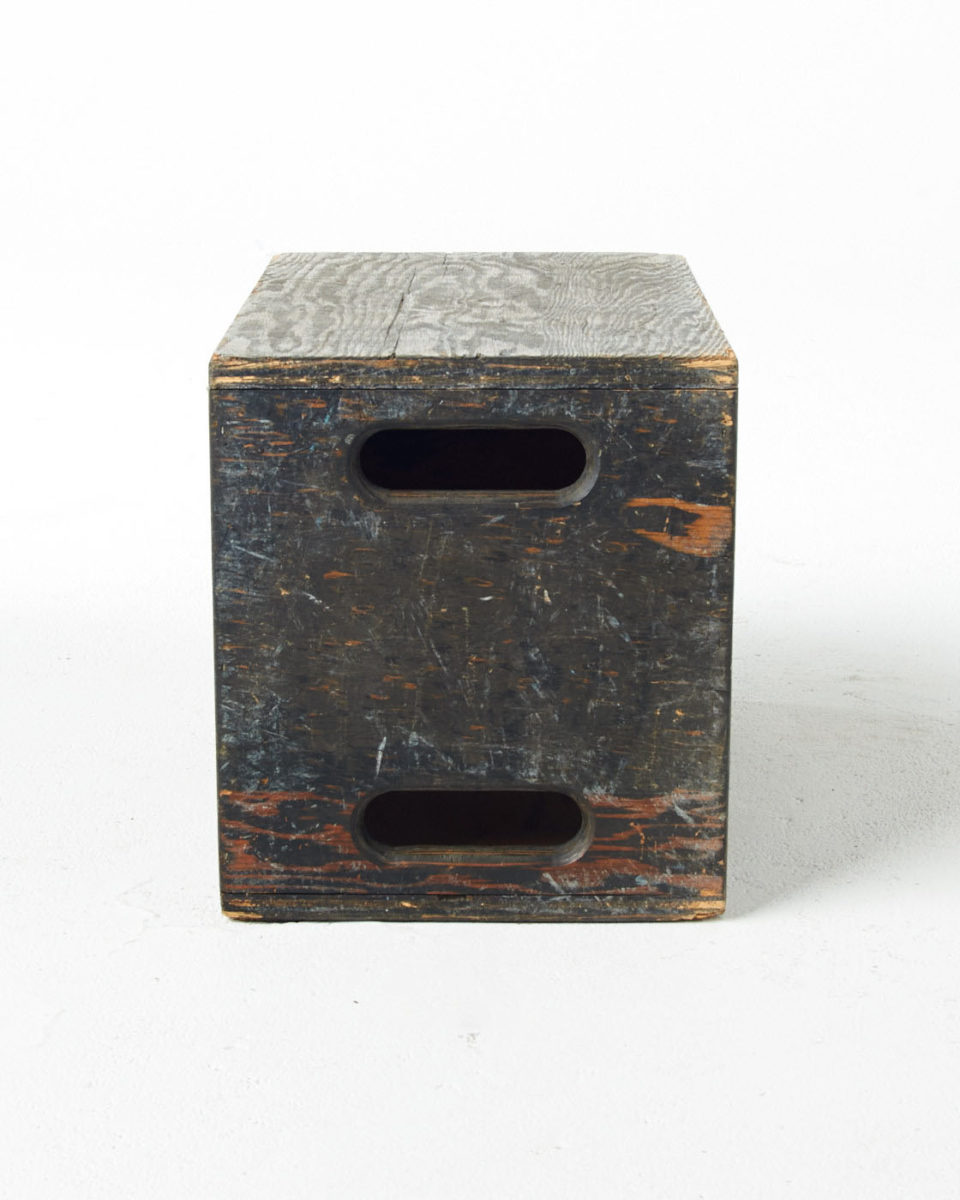 Alternate view 1 of Double Distressed Apple Box