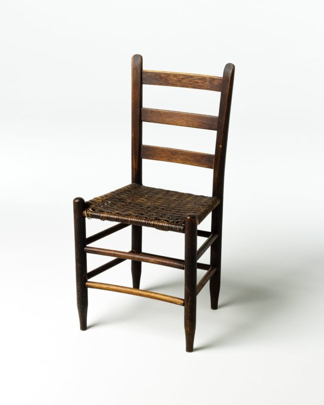 Front view of Durham Chair