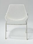 Alternate view thumbnail 5 of White Link Chair