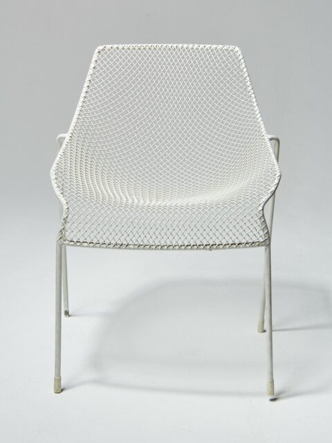 Alternate view 5 of White Link Chair