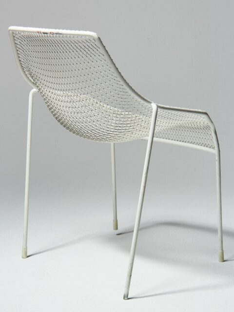 Alternate view 3 of White Link Chair