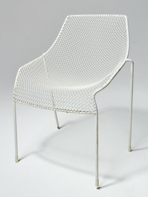 Alternate view 2 of White Link Chair
