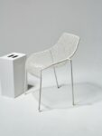 Alternate view thumbnail 1 of White Link Chair