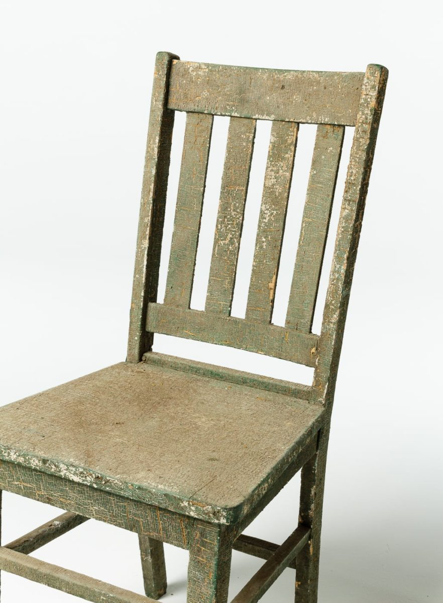 Alternate view 4 of Max Distressed Chair
