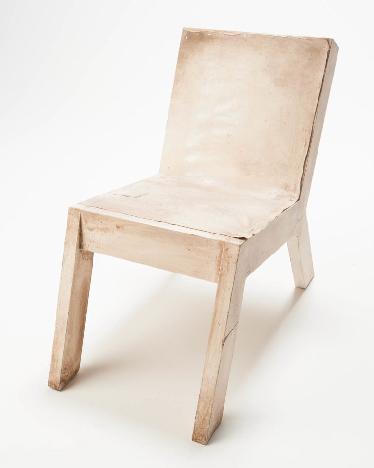 Front view of Plywood Chair