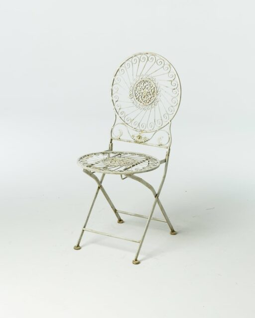Front view of Audrey Garden Chair