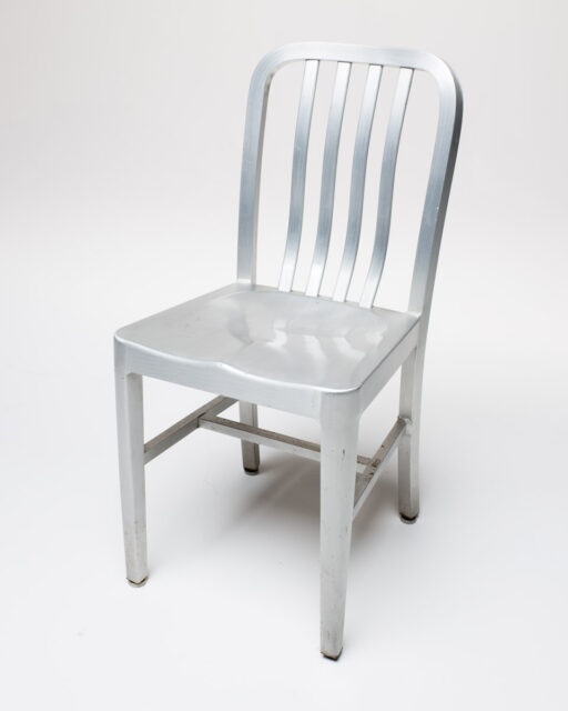 Front view of Basic Aluminum Chair