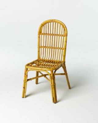 Front view of Jervis Chair