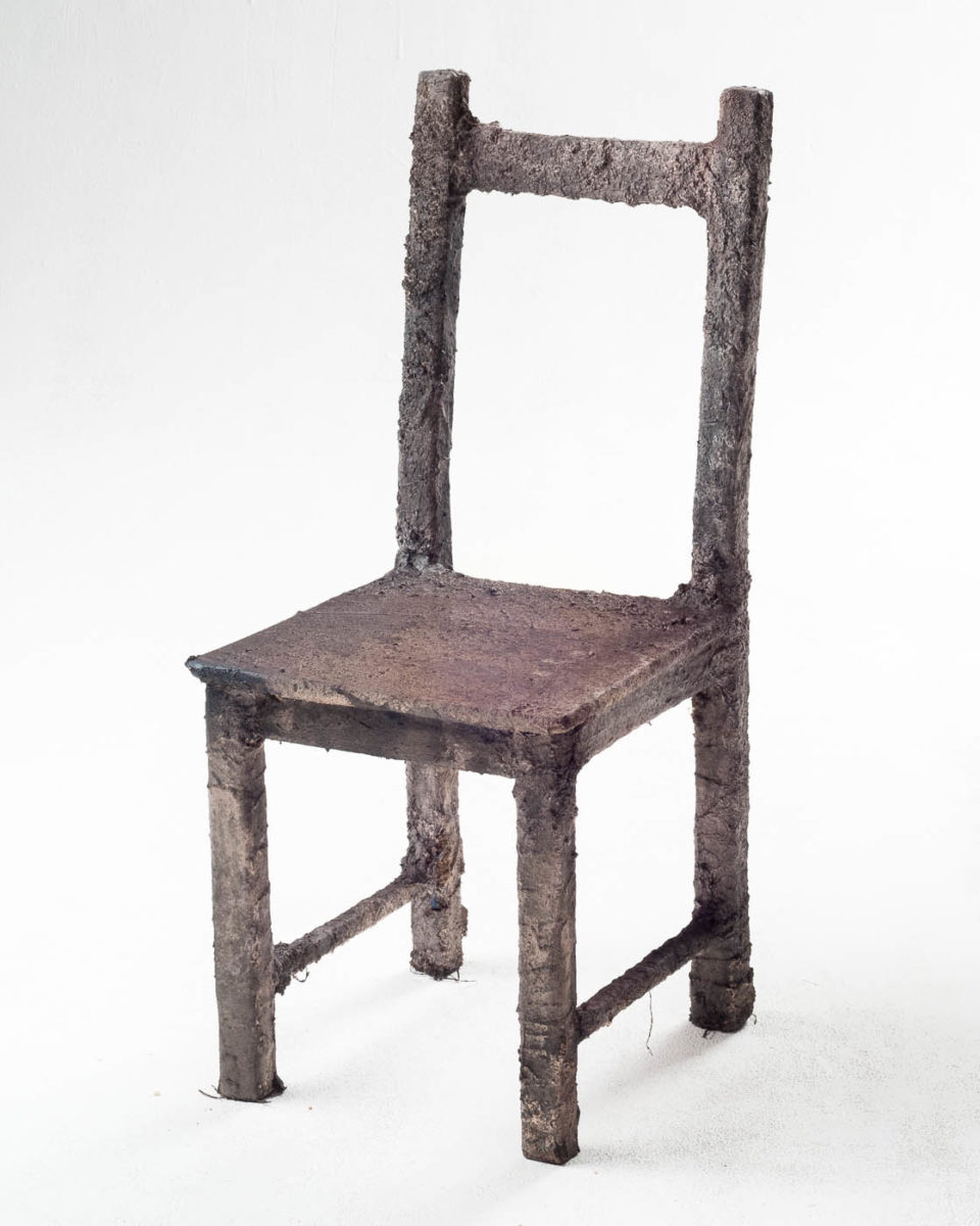 Front view of Intermixture Chair