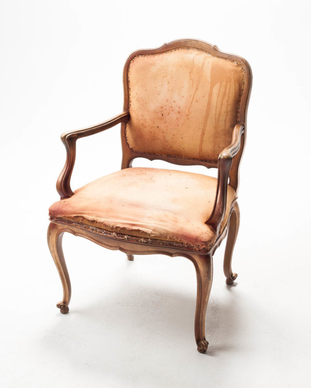 Front view of Vincent Dining Chair