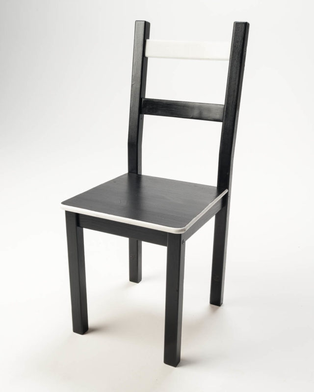 Front view of Daniel Chair