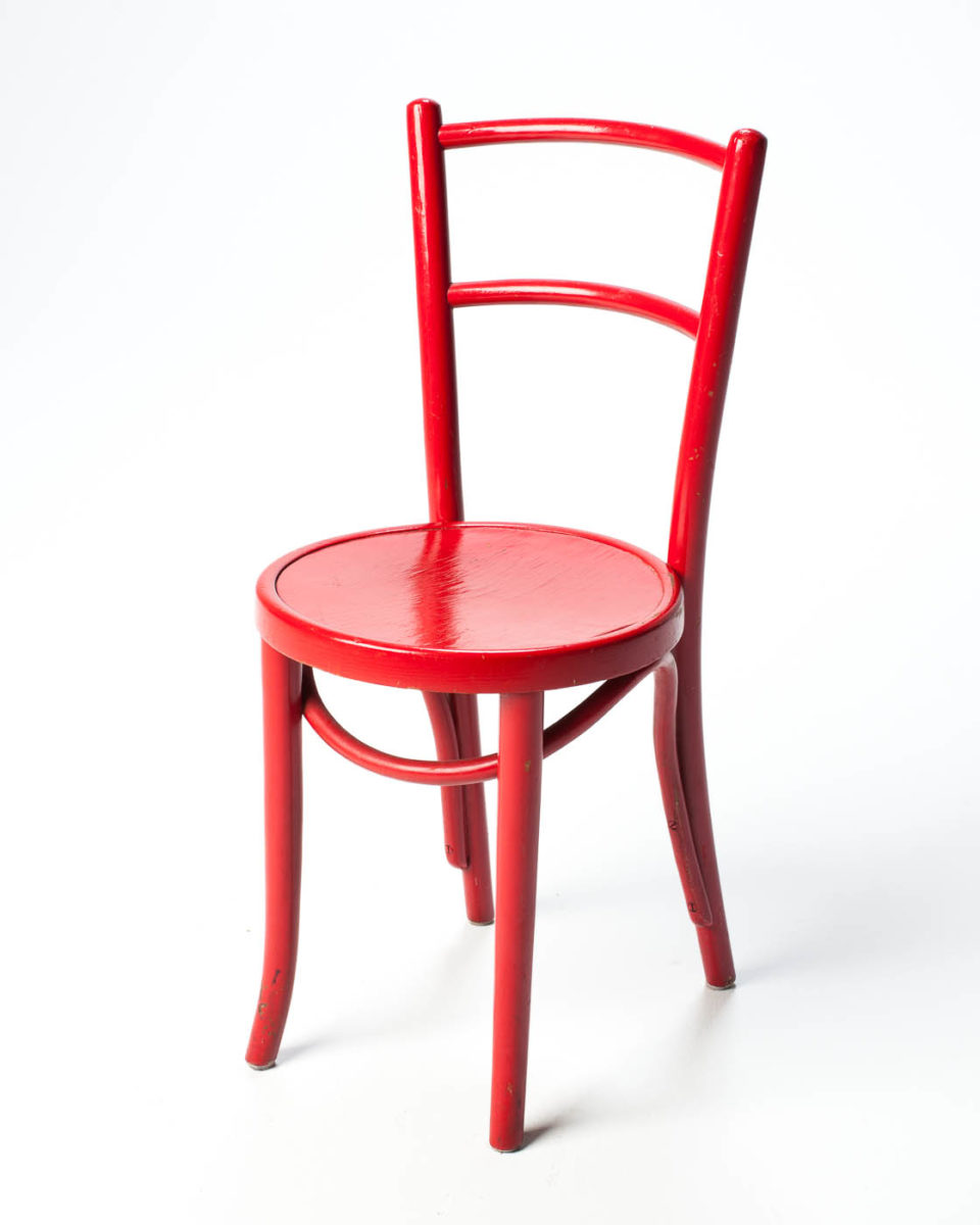 Front view of Bello Chair