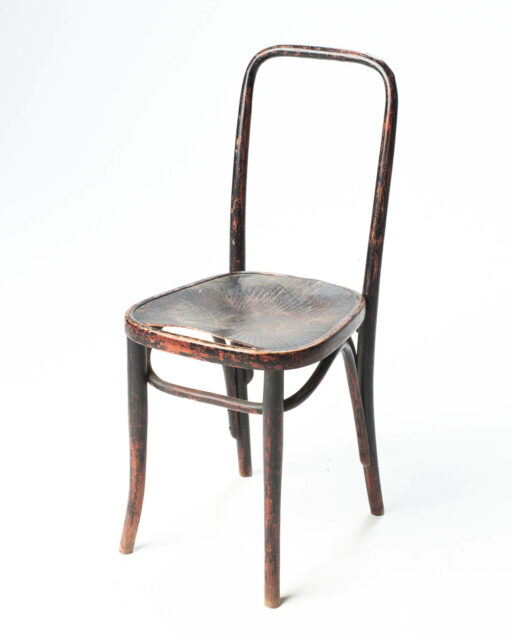 Front view of Annandale Chair
