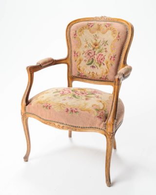 Front view of Helena Chair