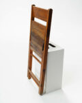 Alternate view thumbnail 3 of Walnut Folding Chair