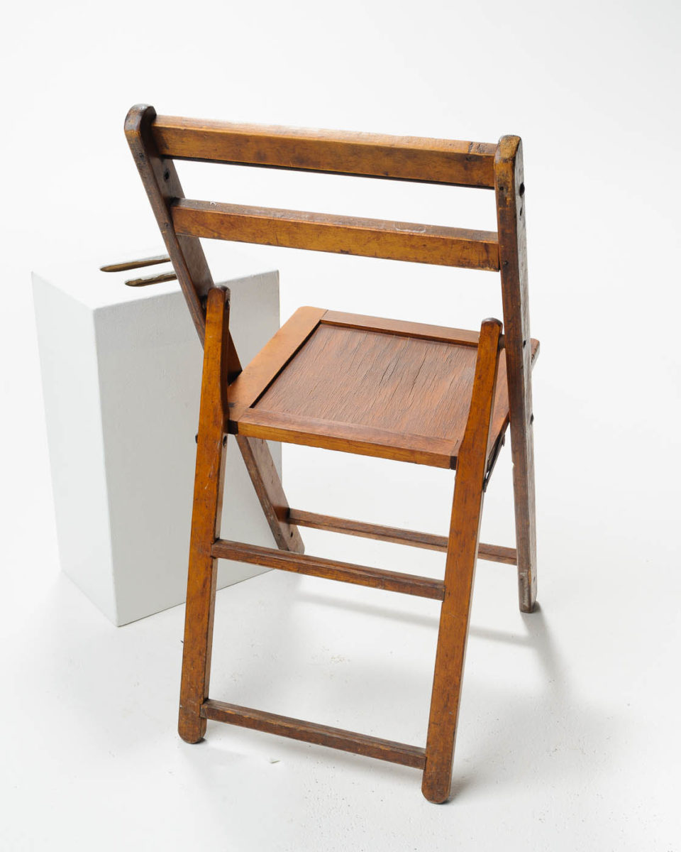 Alternate view 1 of Arcadia Folding Chair