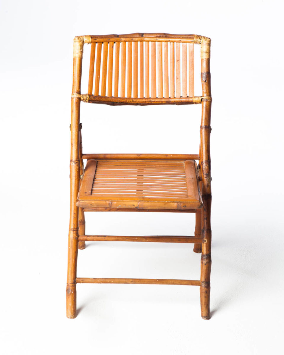 Alternate view 1 of Lilo Bamboo Chair