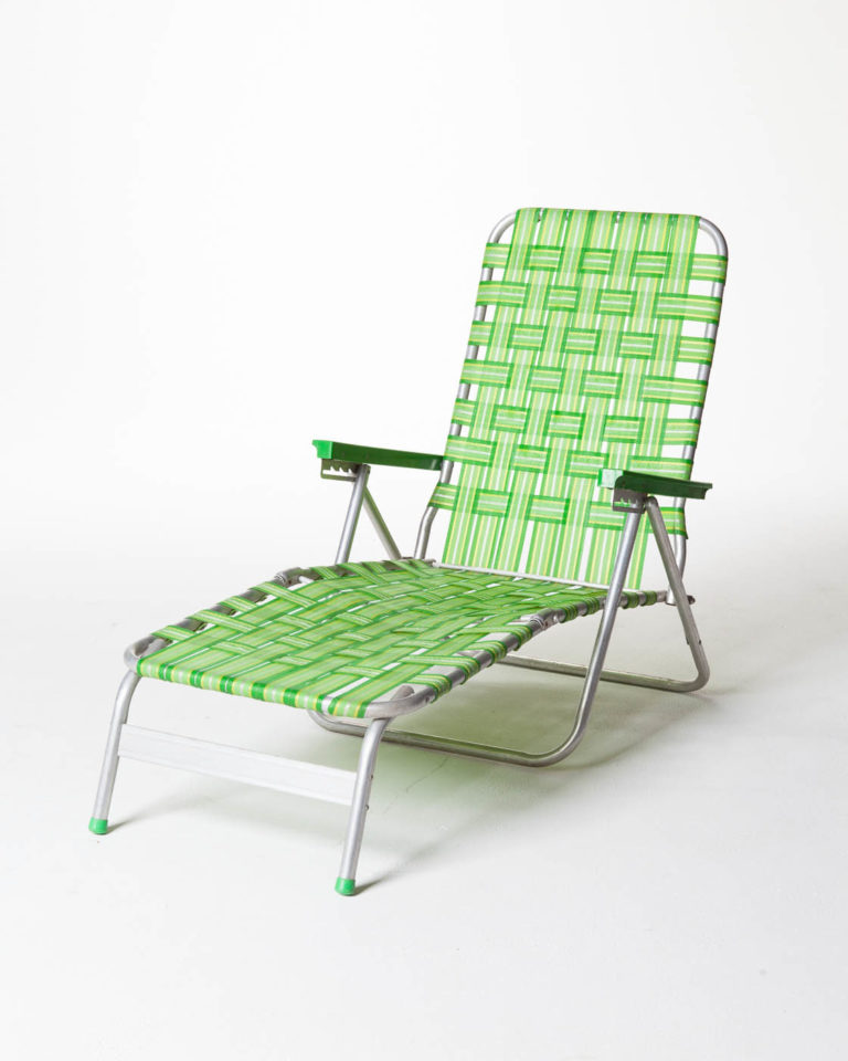 Front view of June Lounge Chair