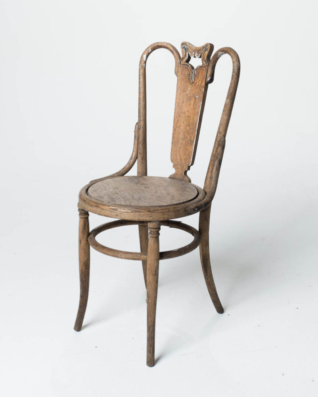 Front view of Lyndon Chair