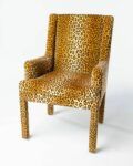 Front view thumbnail of Santi Chair
