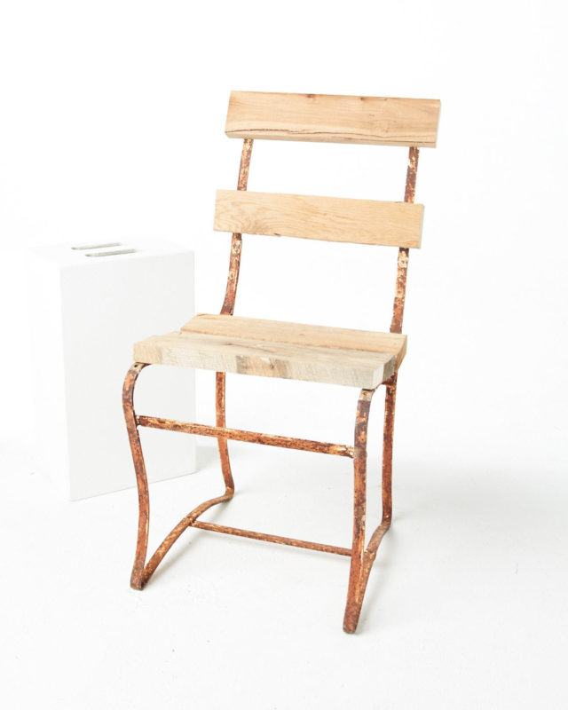 Front view of Carroll Chair