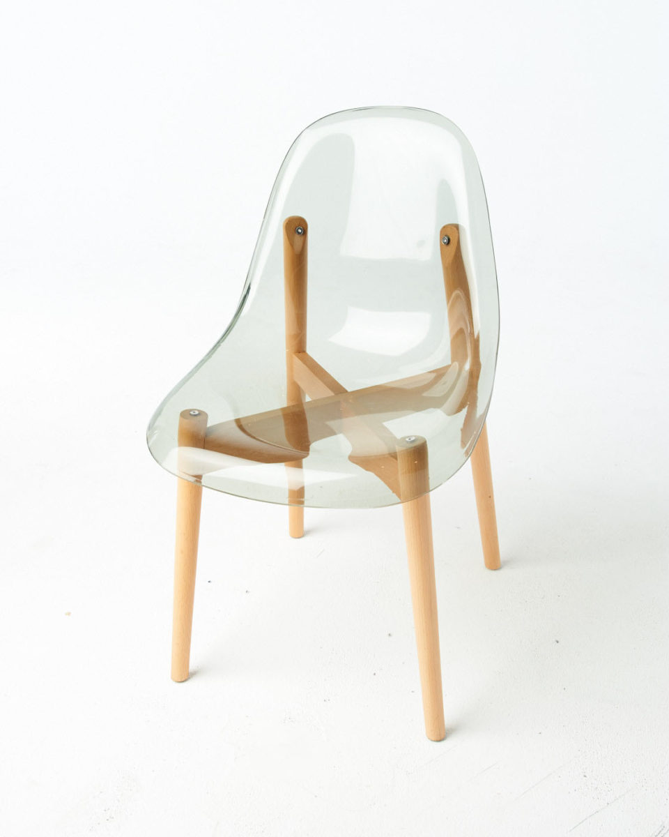 Front view of Mist Chair