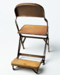 Alternate view thumbnail 4 of Remsen Folding Chair