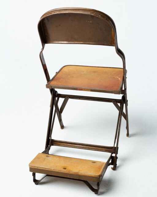 Alternate view 4 of Remsen Folding Chair