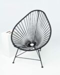 Front view thumbnail of Midnight Cone Chair