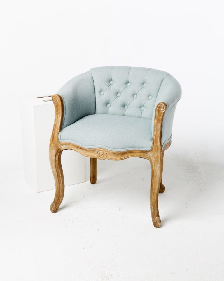 Front view of Janis Chair