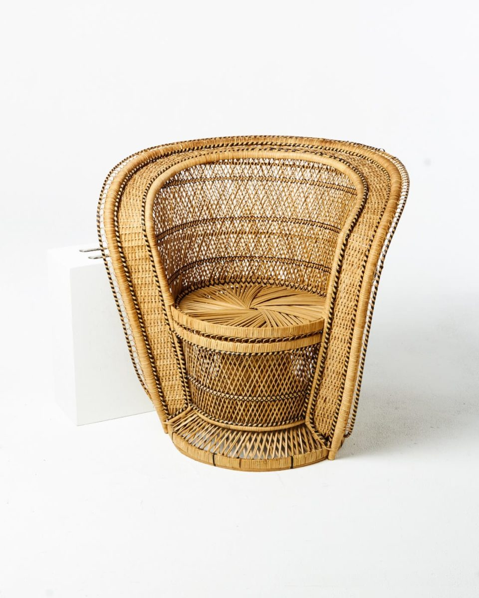 Front view of Joni Butterfly Chair