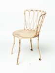 Alternate view thumbnail 2 of Audry Distressed Chair