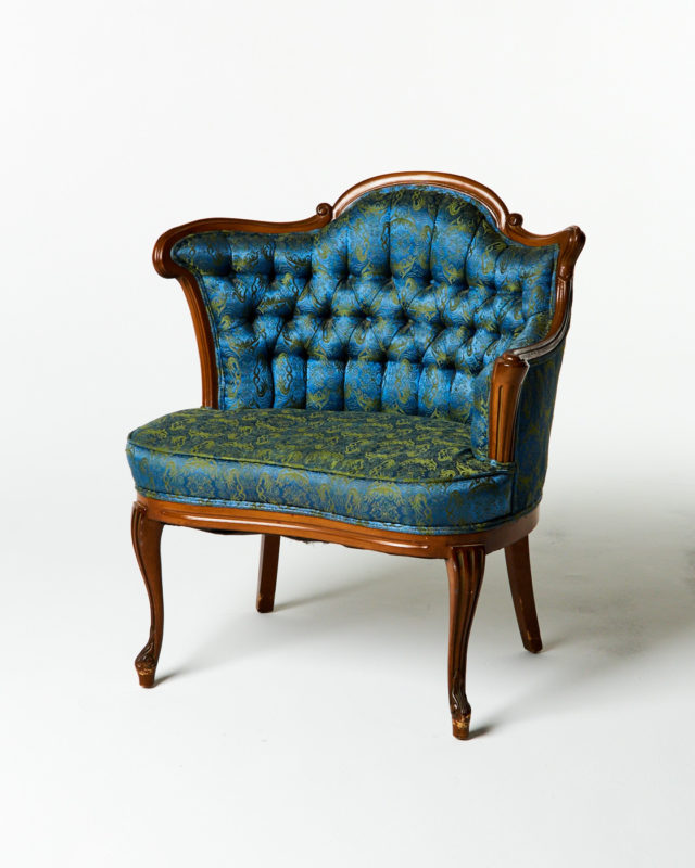 Front view of Vernon Chair