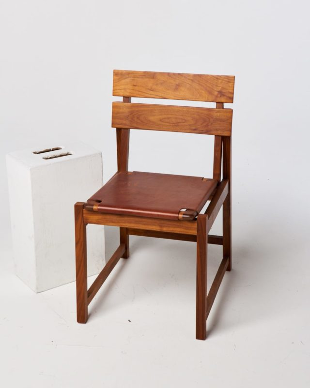 Front view of Motif Chair