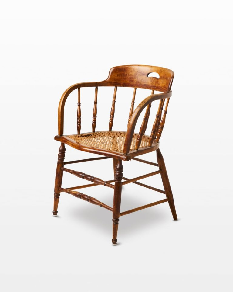 Front view of Montague Chair