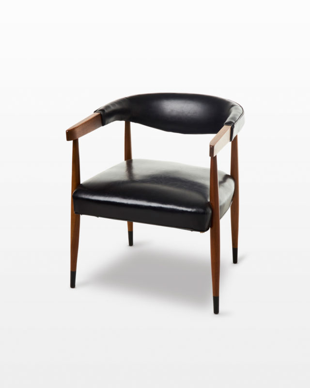 Front view of Mobler Modern Chair