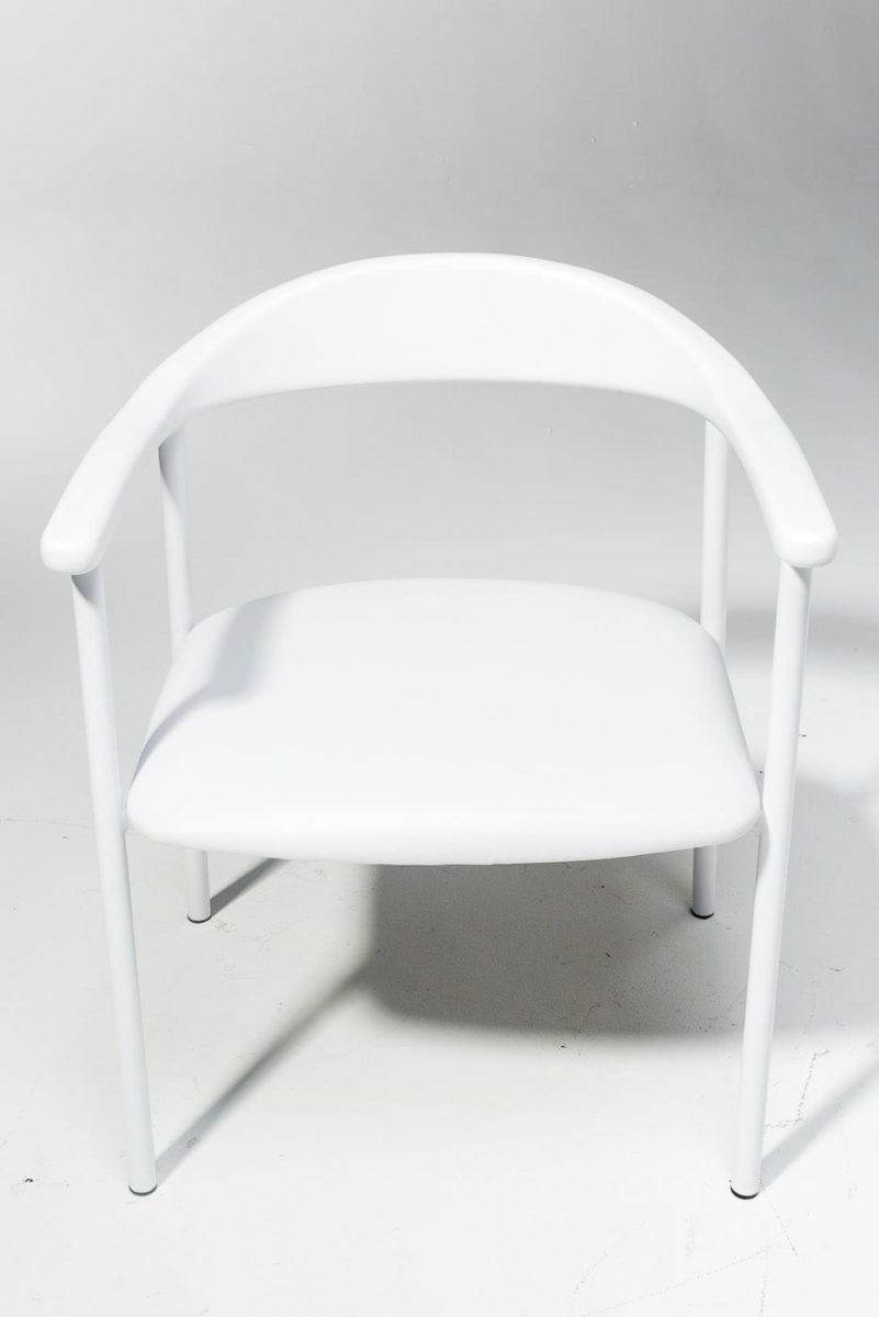 Alternate view 1 of Eastman White Chair