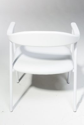 Alternate view 3 of Eastman White Chair