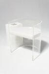 Alternate view thumbnail 1 of Rohe Acrylic Curve Chair