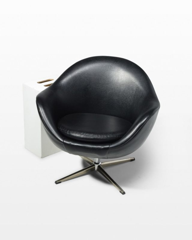 Front view of Barrett Pod Chair
