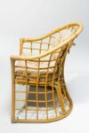 Alternate view thumbnail 2 of Pearl Rattan Chair