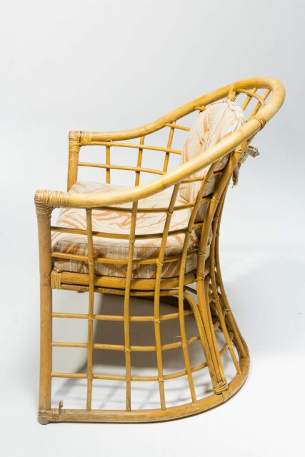 Alternate view 2 of Pearl Rattan Chair