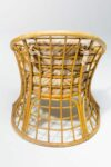 Alternate view thumbnail 3 of Pearl Rattan Chair